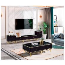 Light Luxury Couchtisch TV-Schrank-Kombination