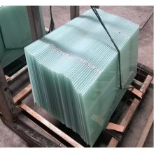 Precio de vidrio laminado lechoso de 24 mm por metro cuadrado