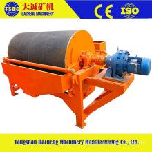 Séparateur magnétique de séparation humide, prix séparateur de tambour magnétique