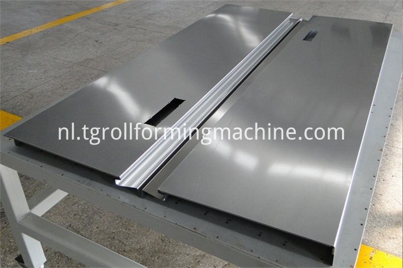 Refrigerator Door Panel Roll Forming Machine
