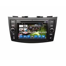 Manufacturer Android 7.1 car dvd player/car gps navigation with GPS/Glonass for Suzuki Swift/Ertiga