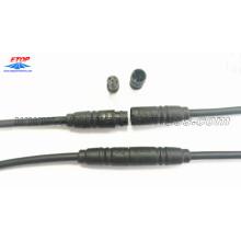 M6 mini 5pin waterproof plug