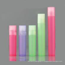 Toile en plastique colorée sur rouleau (NRB02)