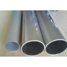 Tubo de alumínio anodizado de espelho de alta qualidade de 25 * 1,5mm