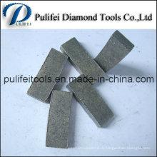Китай профессиональным производителем Pulifei 250-800мм Алмазный сегмент для Гранит
