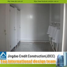 Подвижная Дом Контейнера Prefab Туалет