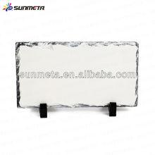 sublimation blank rock stone photo slate price---manufacturer