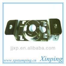 Peça de estampagem personalizada de aço inoxidável 304 de precisão
