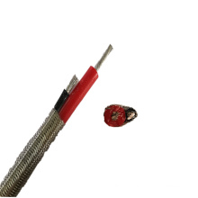 2 core silicone insulation copper electric cable 0.5mm2 1mm2 2.5mm 2.5 sq mm 4mm 6mm 18 20 22 awg
