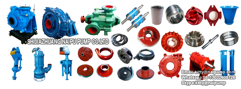 naipu pump and part