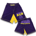 shorts de Conseil mode mma boxe imprimé MMA Fight Short