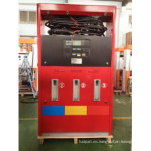 Zcheng Gasolinera Red Dispensador de combustible Rainbow Series 6 Boquilla