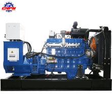Factory green energy 50kw wood biogas generator set