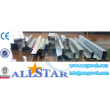 high frequency high quality welded longitudinal pipe production line/carbon steel tube mill