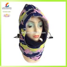 Fleece winter headwear balaclava face mask motorcycle beanie winter hat