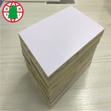 Furniture Grade Melamine Laminated Block Board