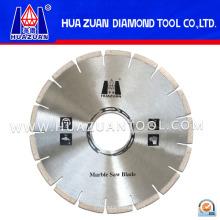 Lâmina de serra de lâmina estreita Huazuan 250 mm para venda quente de mármore