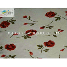 105D*300D Printed Warp Suede Fabric