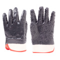 Cut Resistant PVC Gloves with Kevlar lined
