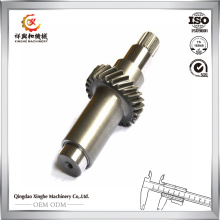 Crank Shaft Motorcycle Parts with CNC Machining Center
