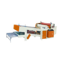 China supplier machines reel paper roll to sheet cutting machine