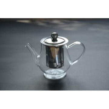 Borosilicate Glass Teapot / Glass Tea Pot Teaware / Heat Resistant / Pyrex
