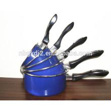 mini sauce pan milk pot cookware set