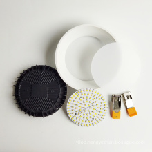 New Die-casting 12W SKD Parts LED Downlight