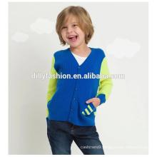 boy kid winter knit cashmere cardigan