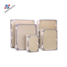 Plastic and Metal Electric Junction Box
