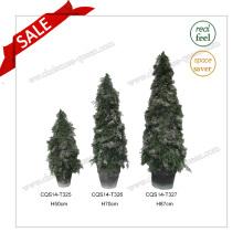 H50-87cm Type de fleurs décoratives et Noël Arbre de Noël