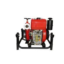 Дизельный пожарный насос (DF65P)