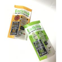 Bolsas de embalagem personalizadas para especiarias de boa qualidade