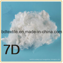 High Quality and Best Price Polyester Staple Fiber for 7D