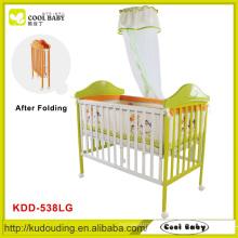 Approved baby crib , watch crib
