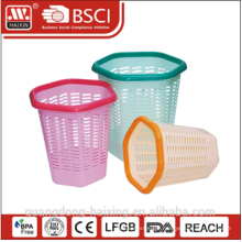 HaiXing Popular and colorful waste bin