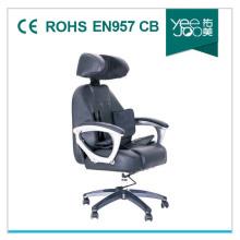 868A avec fauteuil de Massage PU cuir nouveau bureau