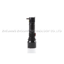 rechargeable led super capacity torch