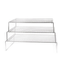 3-Layer Stackable Baking Cooling Rack For Biscuit Pizza