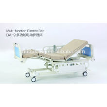 multi-function electric hospital bed with one button sit up function