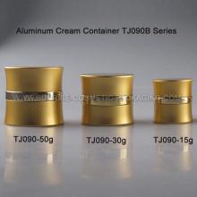 15 мл 30 мл 50 мл крем золото алюминиевый контейнер
