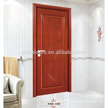 PVC einzelne Tür Design Holz Tür Bilder Küche Zimmertür