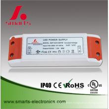 plastic case 12v led power supply 2a 24w