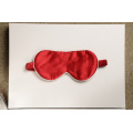 beauty luxury silk eye mask breathable with tape