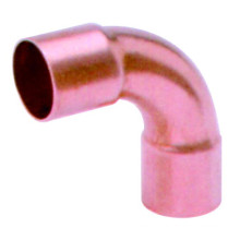Coude à 90 degrés CXC, J9014 90 coude long, raccord de tuyau en cuivre, UPC, NSF SABS, approuvé WRAS
