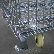 Conteneur de stockage mobile industriel