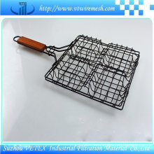 Stainless Steel BBQ Wire Mesh Used in Restaurant