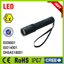1W Explosion Proof LED Flashlight
