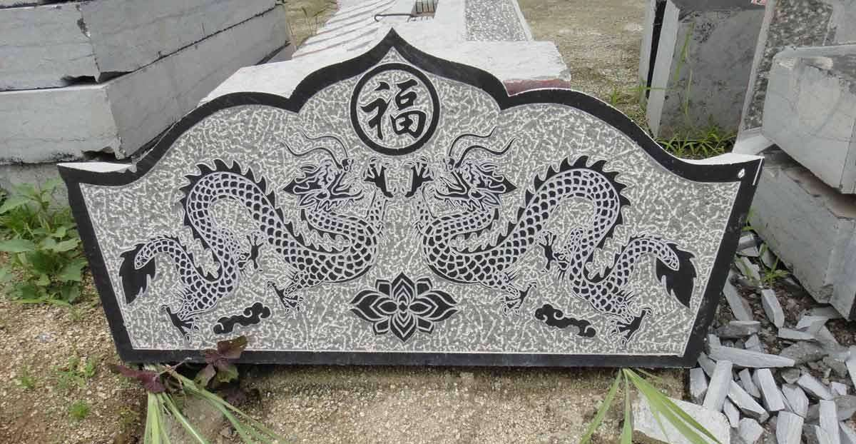 cnc tombstone engraving machine