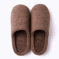 Cozy Winter Memory Foam Coral Velvet Indoor Slippers
